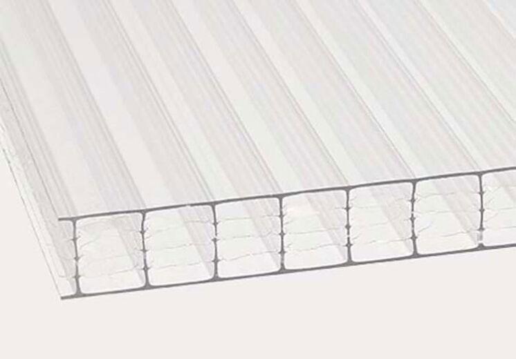 Полікарбонат стільниковий (сотовий) 10мм  LEXAN Австрія